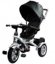Rower trójkołowy Pro500 Czarny #C1