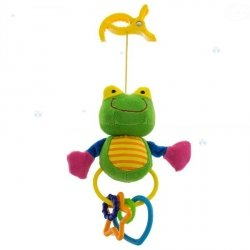 Zabawka Klips Żaba Pierwsze Zabawki #D1
