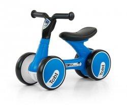 Rowerek biegowy Tobi Black-Blue #B1