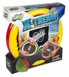 X-Treme Gra Zręcznościowa 2 Trampoliny Piłeczka