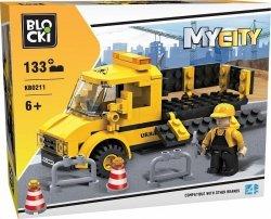 Klocki Blocki Mycity Roboty Drogowe 133 el.