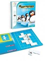 Gra Logiczna Smart Games Parada Pingwinów Magnetyczna