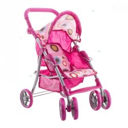 Wózek dla lalek M1308 9352 Spacerówka #D1