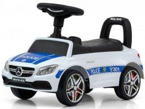 MERCEDES-AMG C63 COUPE POLICE S JEŹDZIK DŹWIĘKI #B1