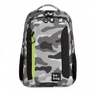 Lekki Plecak Be Bag Camouflage Herlitz 19 Be Adventurer 18l
