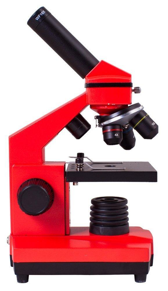 Mikroskop Levenhuk Rainbow 50L MoonstoneKamień Księżycowy