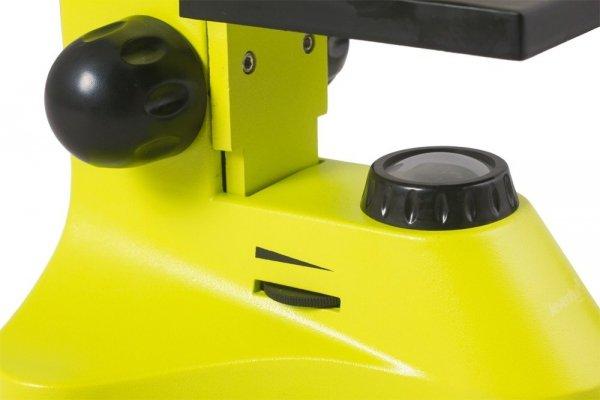 Mikroskop Levenhuk Rainbow 50L PLUS LimeLimonka