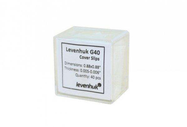 Zestaw gotowych preparatów Levenhuk N38 NG