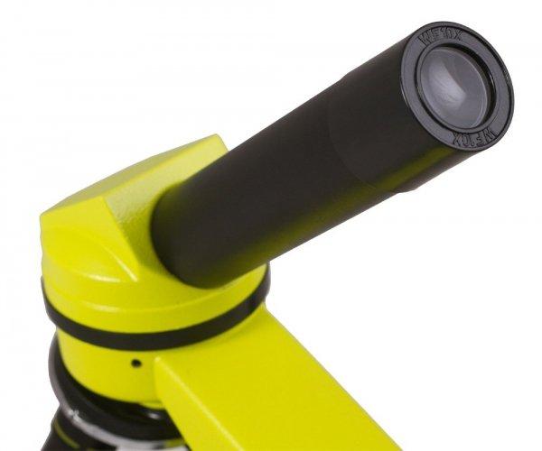 Mikroskop Levenhuk Rainbow 2L LimeLimonka
