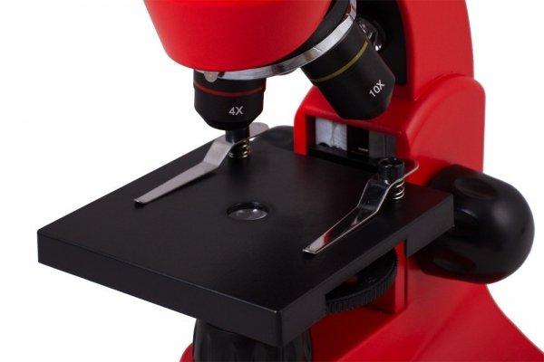 Mikroskop Levenhuk Rainbow 50L OrangePomarańcza
