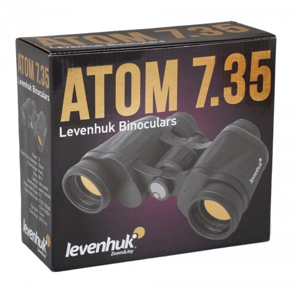 Lornetka Levenhuk Atom 8x40