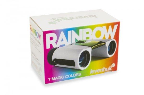 Lornetka Levenhuk Rainbow 8x25 Blue WaveBłękitna Fala