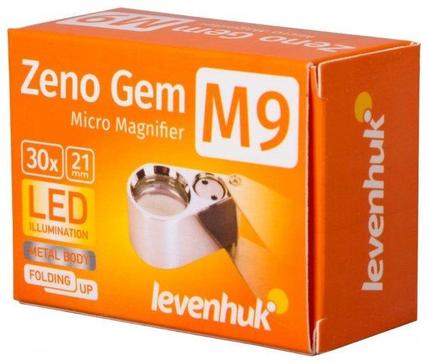 Lupa Levenhuk Zeno Gem M9