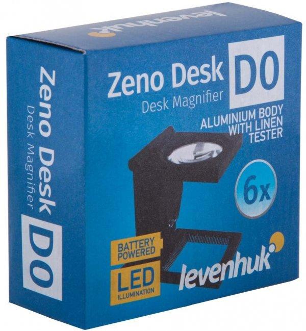Lupa Levenhuk Zeno Desk D0