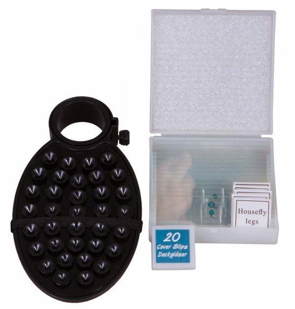MikroskopBresser Erudit Basic 40–400x