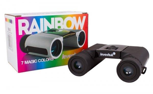 Lornetka Levenhuk Rainbow 8x25 Black TieCzarny Krawat