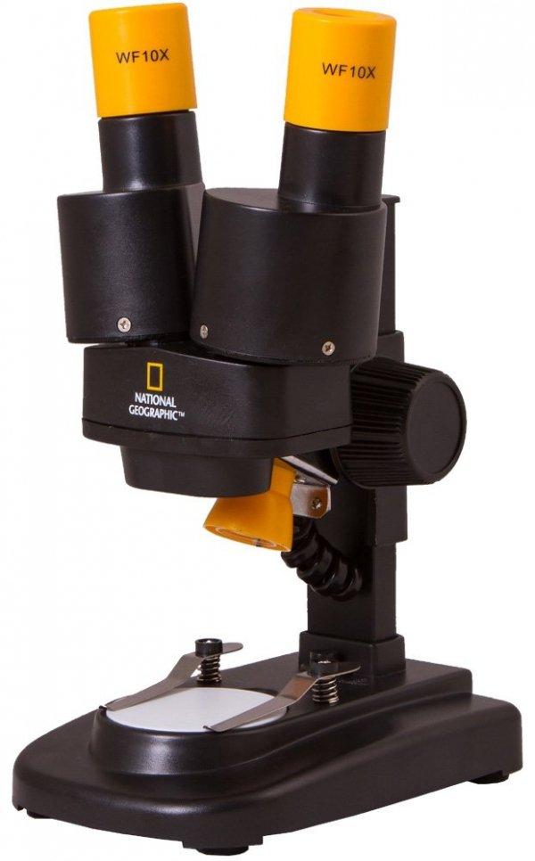 Stereoskopowy mikroskop Bresser National Geographic 20x