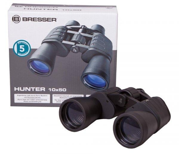 Lornetka Bresser Hunter 10x50