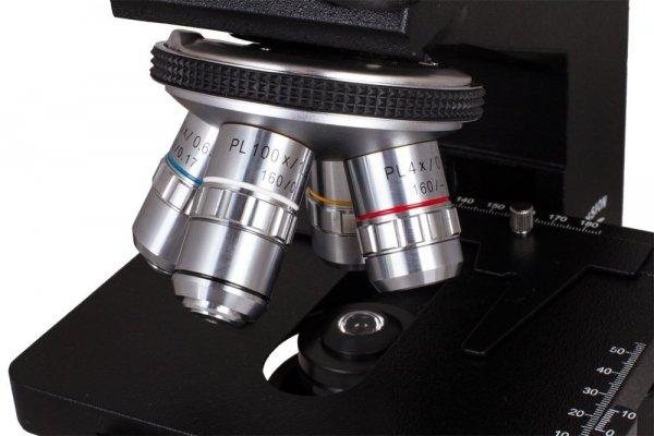 Mikroskop monokularowy Levenhuk 2S NG