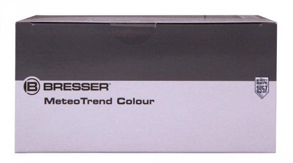 Stacja pogodowa Bresser MeteoTrend Colour RC, czarna
