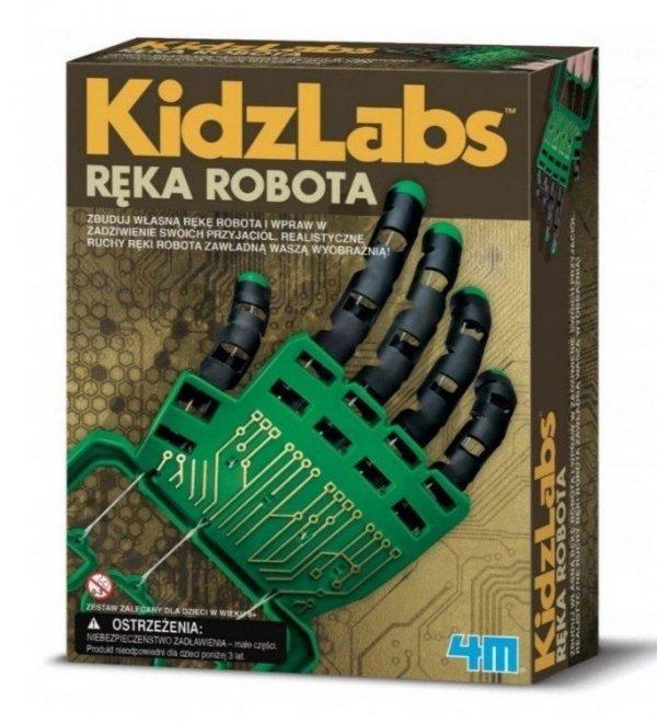 RĘKA ROBOTA - KIDZ LABS 4M