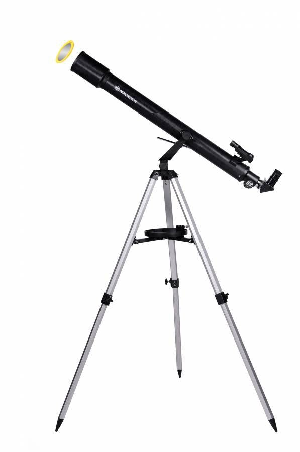 Teleskop Bresser Sirius 70/900 AZ z adapterem do smartfona