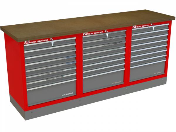 Stół warsztatowy – T-16-16-16-01