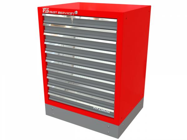 Szafka warsztatowa z 10 szufladami – T-10  - narzędziówka