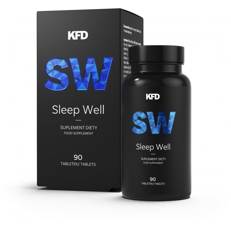 Tabletki KFD Sleep Well 90 szt.