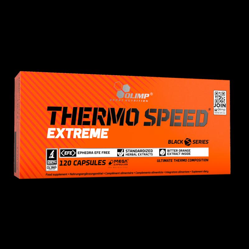 Olimp Thermo Speed Extreme 120 kapsułek