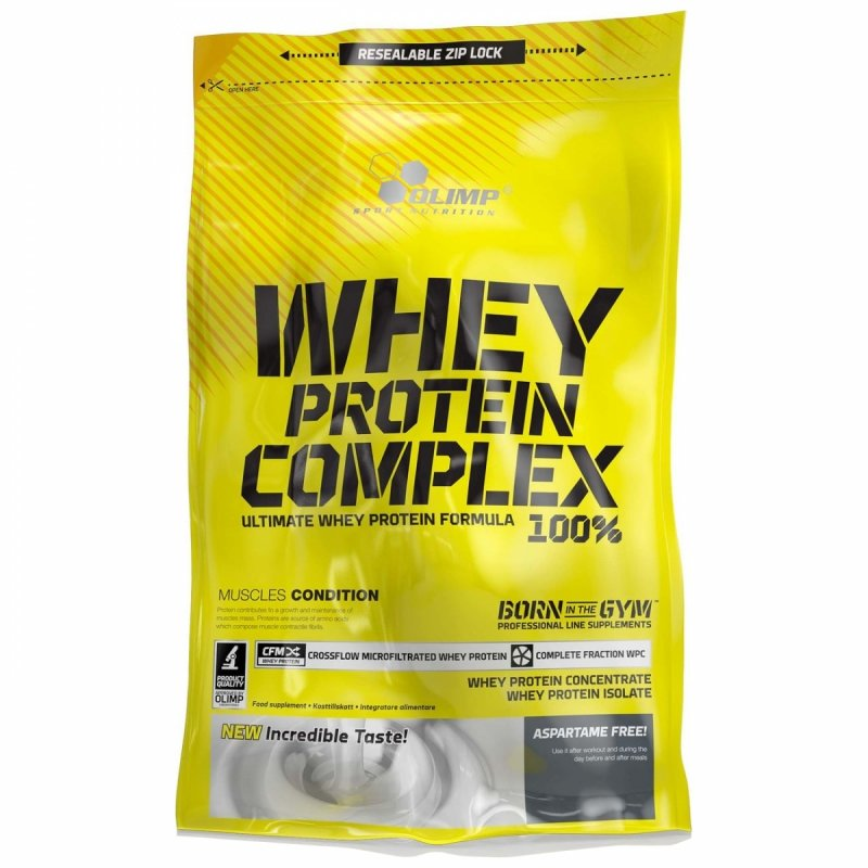 Olimp Whey Protein Complex 2275g Peanut Butter