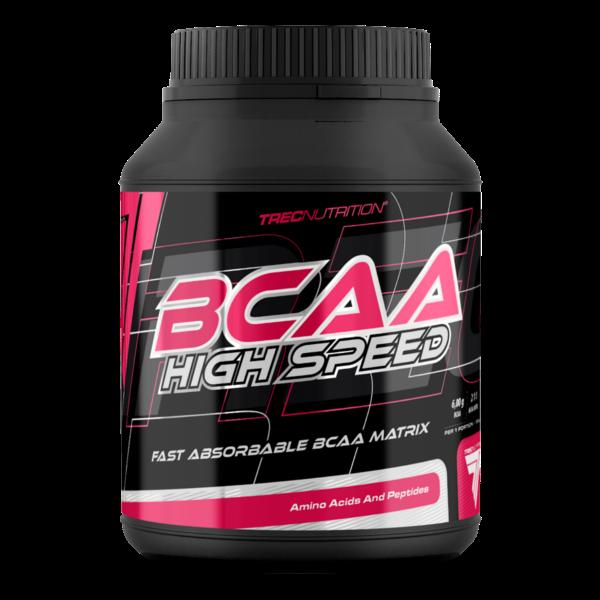 Trec BCAA High Speed 600g smak wiśniowo‑grejpfrutowy