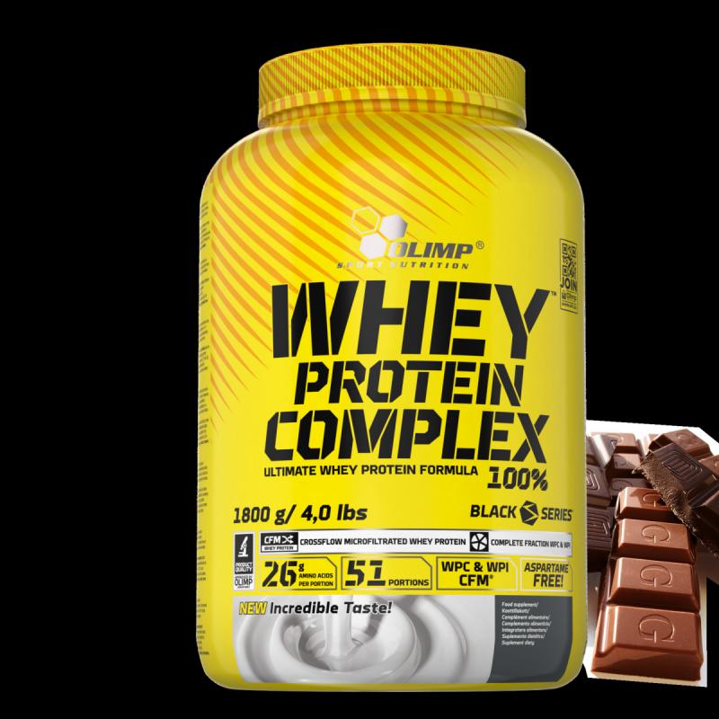 Olimp Whey Protein Complex 1800g Dobule Chocolate