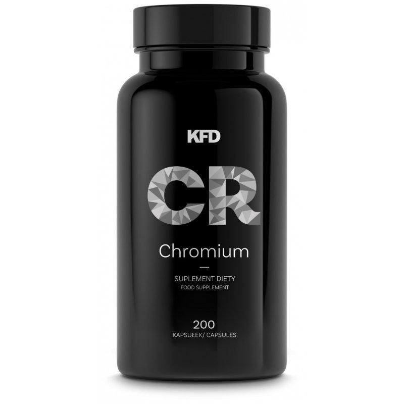 KFD Chromium 200 kaps /chrom organiczny