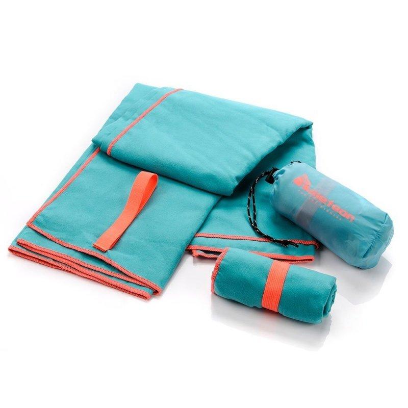 Meteor Ręcznik Szybkoschnący L 80 cmx130 cm turkus
