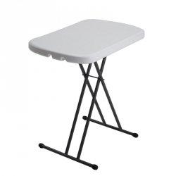 Stół 66 cm (biały granit) 80251
