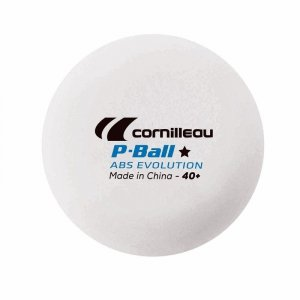 CORNILLEAU PIŁKI P-BALL ABS EVOLUTION 1*