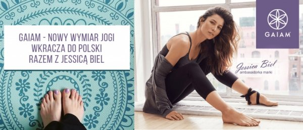 GAIAM MATA DO JOGI MARRAKESH 6 MM 60527
