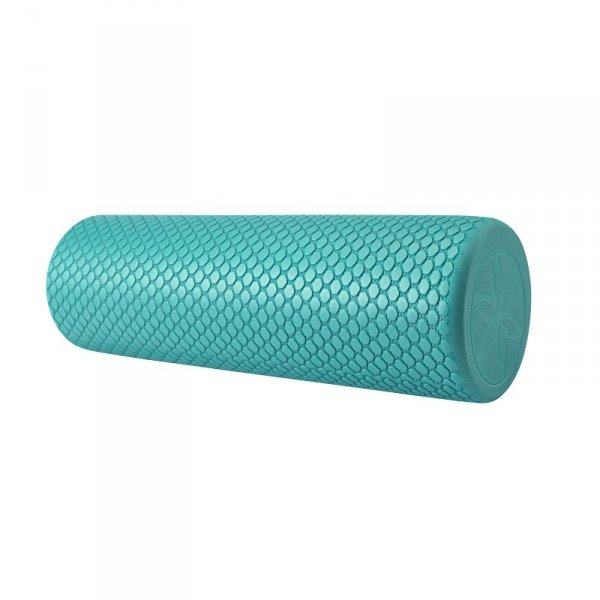 GAIAM ROLLER DO MASAŻU TURKUSOWY 60560
