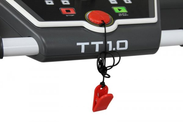 BIEŻNIA ELEKTRYCZNA TT1.0 Titanium 10121WH