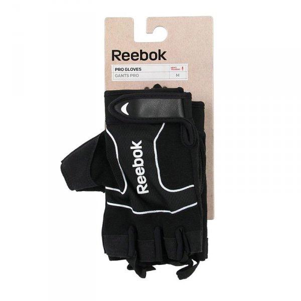 REEBOK RĘKAWICZKI TRENINGOWE PRO RAGB-11234WH L