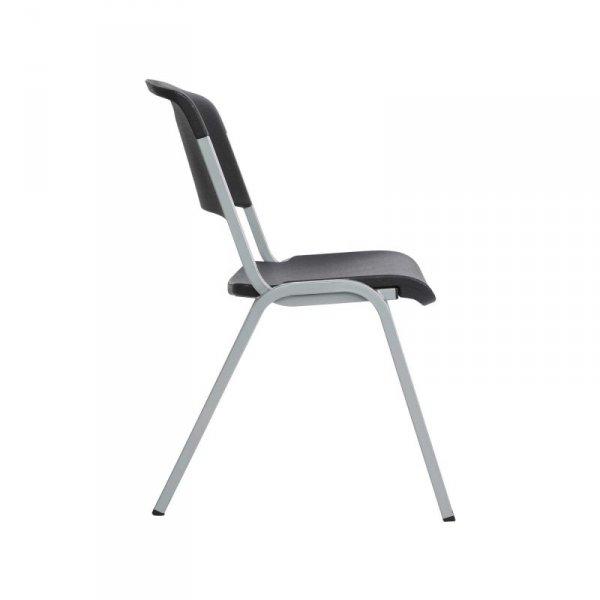 Krzesło Premium do piętrowania (czarny) 80310
