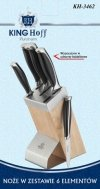 Zestaw noży 6 cz. KH-3462