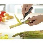 Obierak do szparagów i marchewki FILIGRANO Gefu
