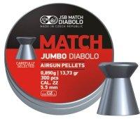 Śrut Diabolo JSB Exact Jumbo Match 5.50 mm 300 szt