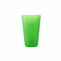 Magnetyczny kubek na listwę zielony