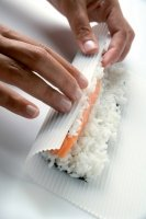 Mata do sushi FUTOMAKISU Lekue