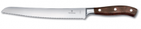 Nóż do chleba, ząbkowane ostrze, 23 cm 7.7430.23G Grand Maître Rosewood Collection Victorinox