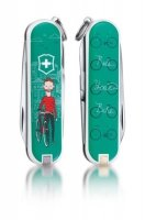 Victorinox Classic Ride your Bike 0.6223.L1508