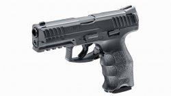 Wiatrówka pistolet H&K VP9 BB's blowback czarny